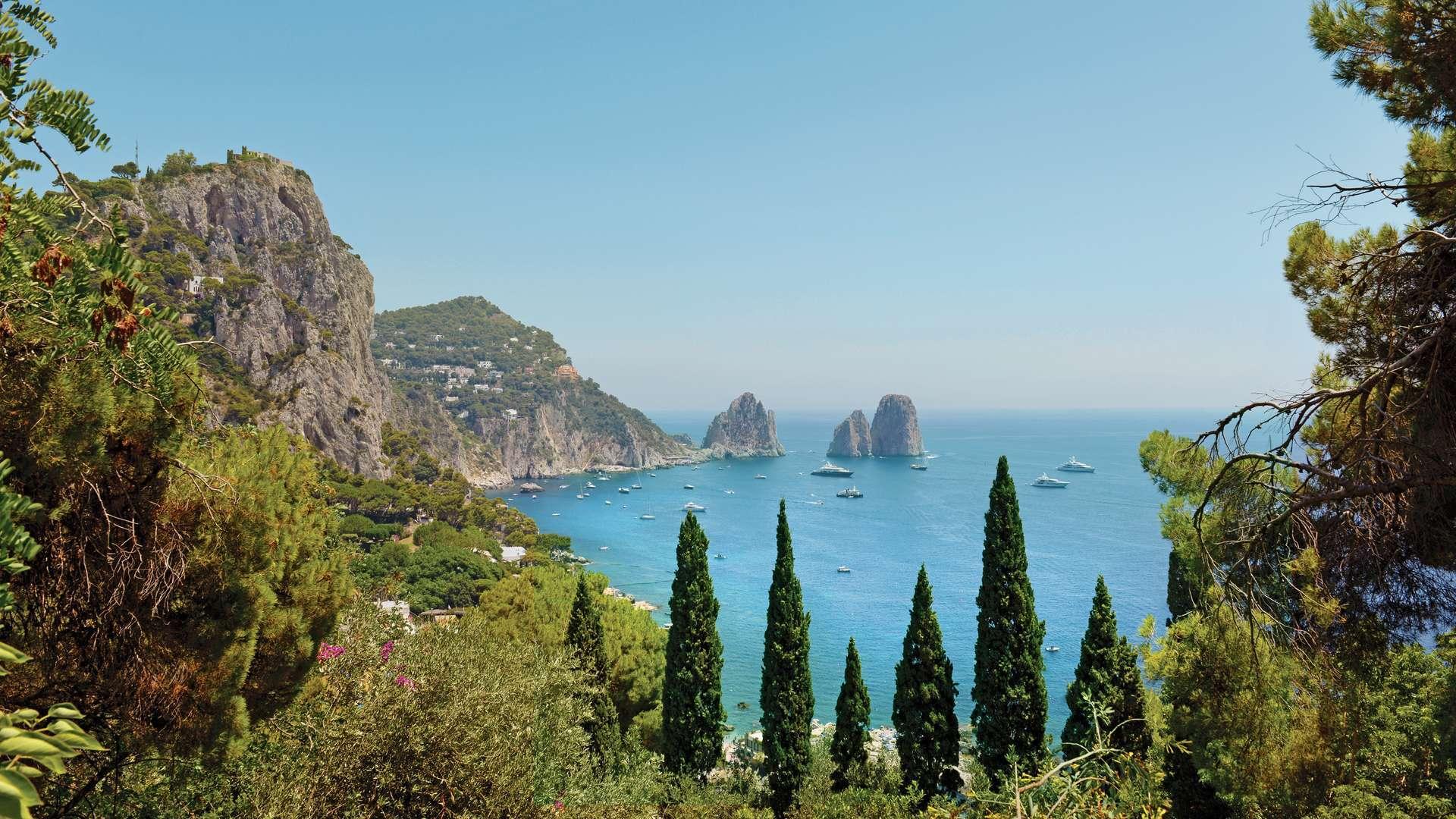 Capri & Ischia Resorts & Hotels 2021/2022 | The Best ...