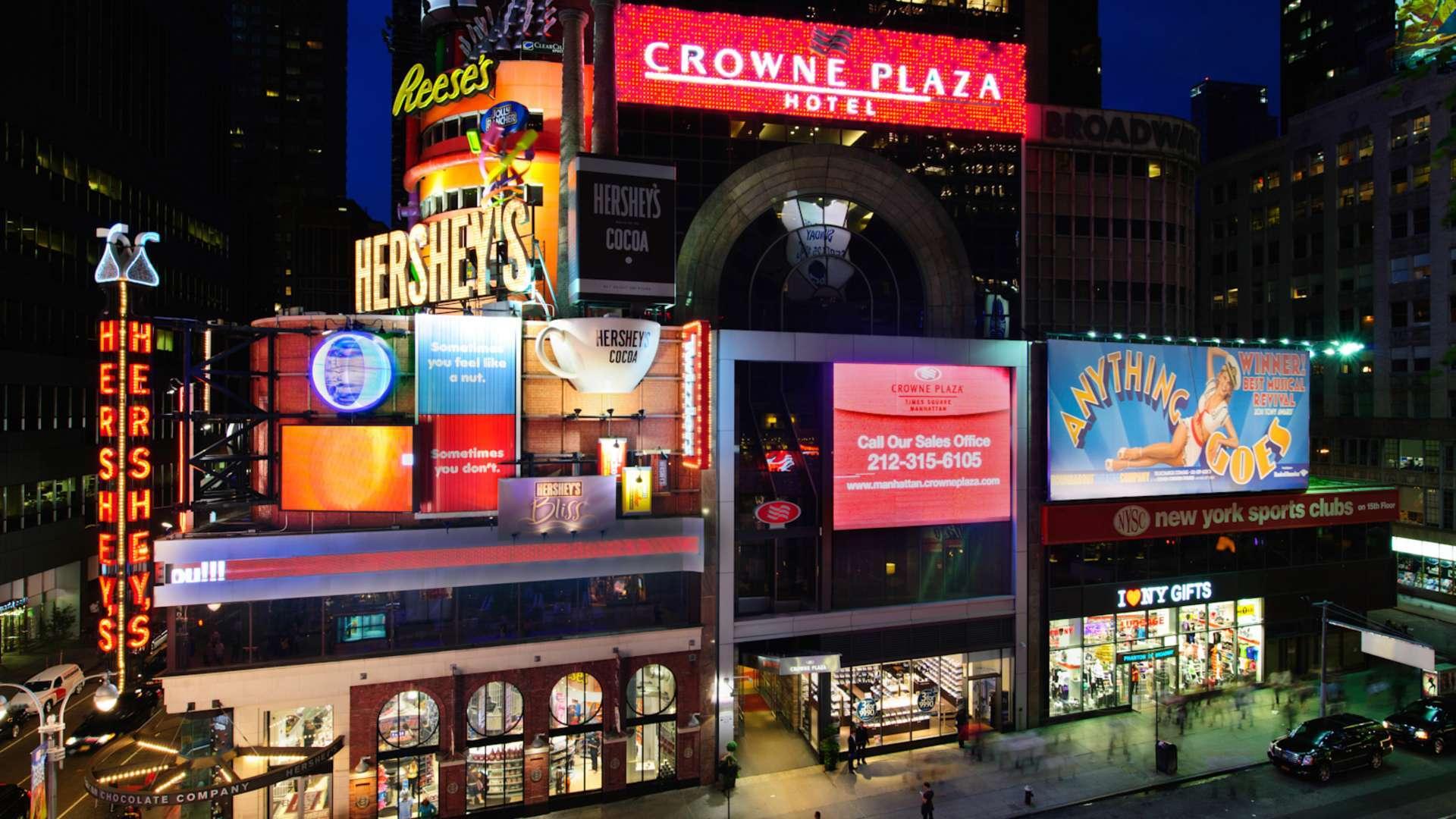 Crowne Plaza Times Square