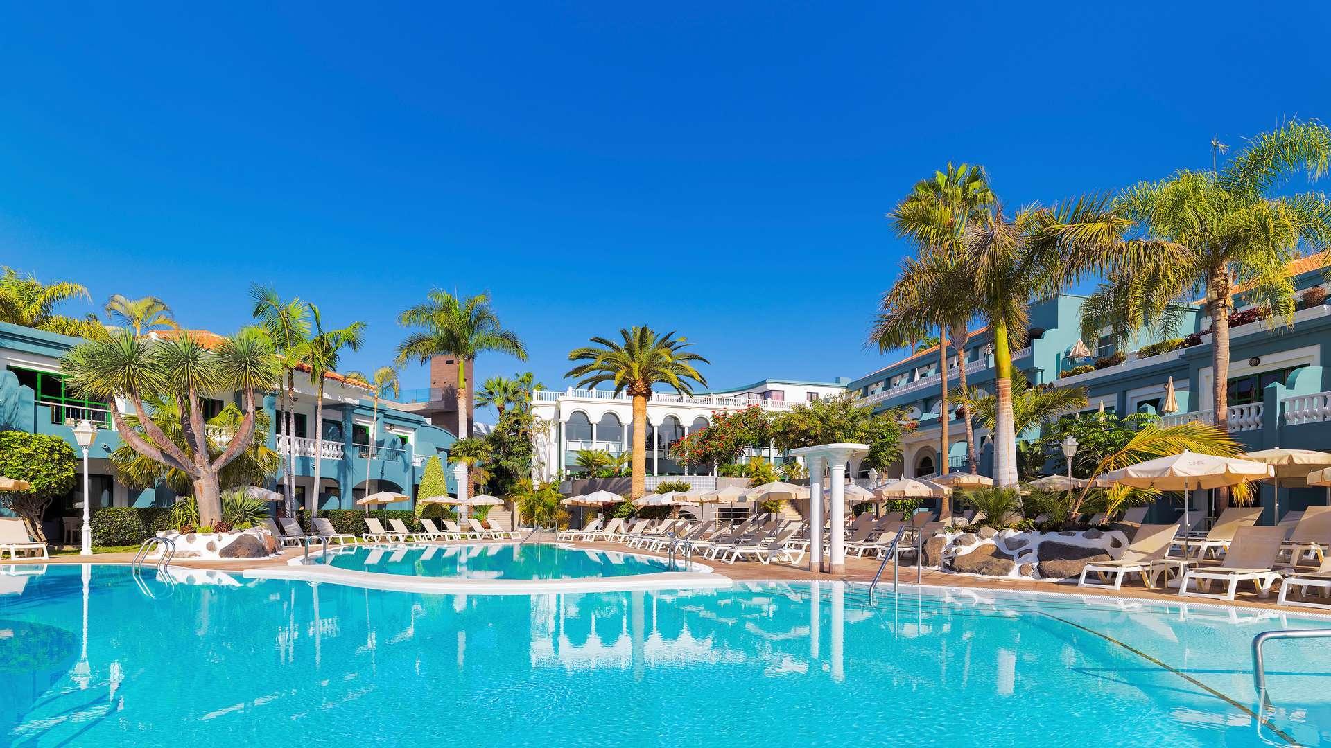 Adrian Hoteles Colon Guanahani A Kuoni Hotel In Tenerife