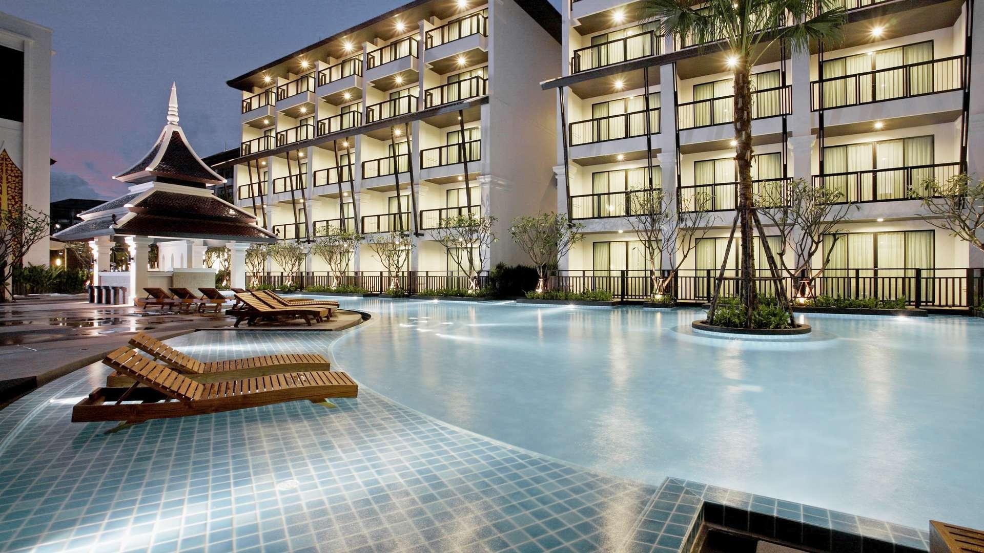 Centara Anda Dhevi Resort Spa A Kuoni Hotel In Krabi