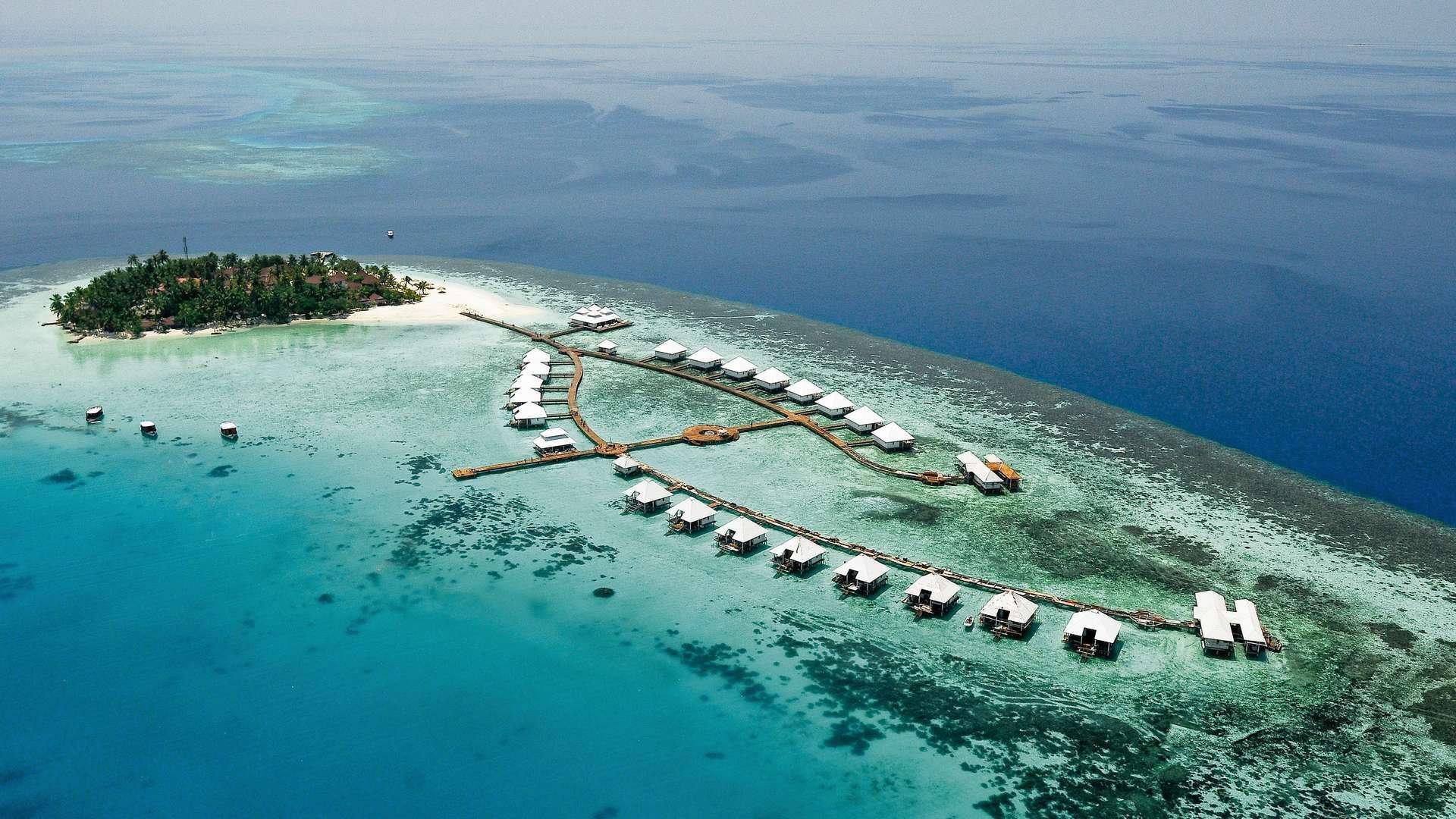 Diamonds Athuruga | A Kuoni Hotel in Maldives