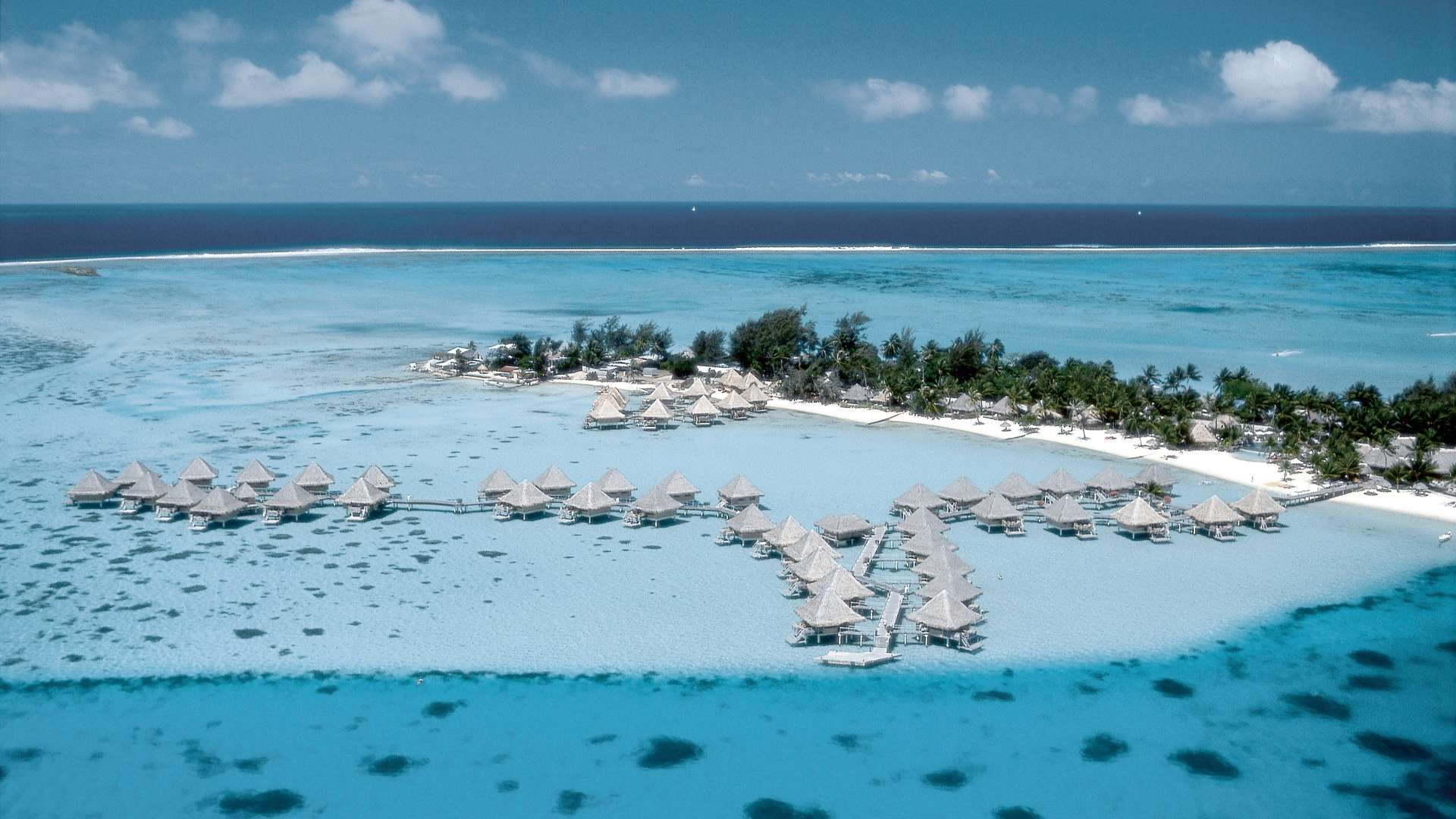 Intercontinental Bora Bora Le Moana Resort A Kuoni Hotel