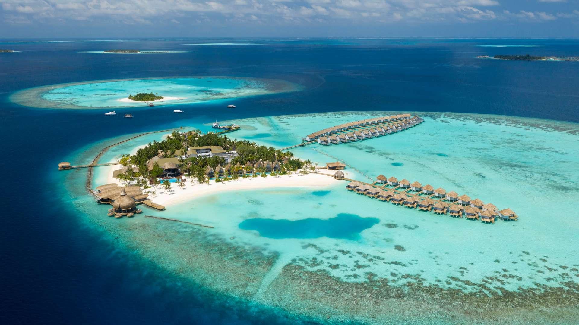 أفضل 50 مكانًا للسياحة في العالم