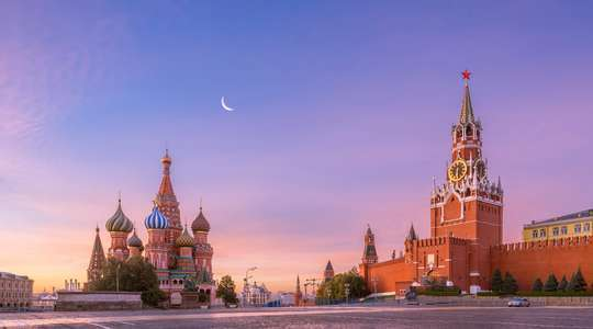 Images of Russia, a photography tour