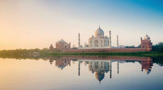 India's Icons: Mumbai, Tigers & the Taj Mahal – Suggested itinerary
