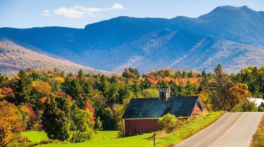 Vermont & Maine