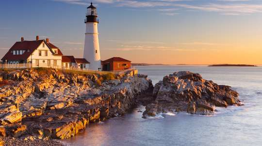 Discover New England Self-Drive