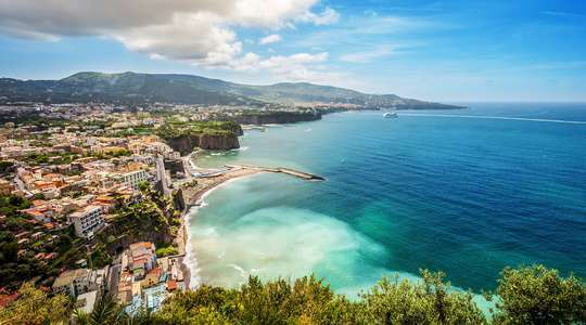 Amalfi & Sicily Under Sail