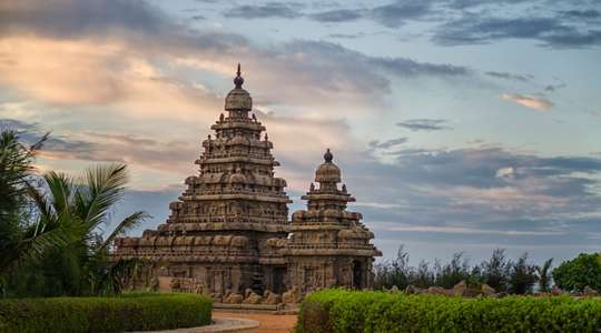 Best of Southern India – Suggested itinerary