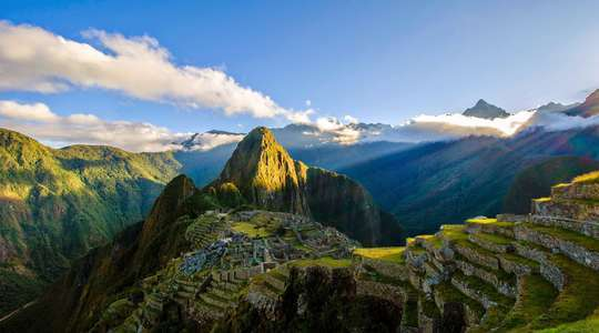 Machu Picchu & Galapagos Discovery