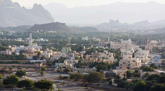 Cultural Oman