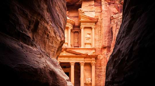 Highlights of Jordan
