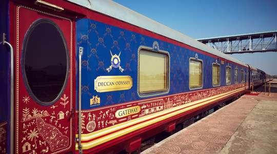 Deccan Odyssey – Indian Odyssey rail journey