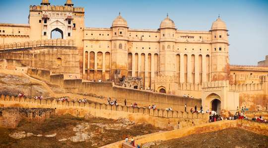 Classical Northern India – Suggested itinerary