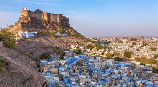 Classic Rajasthan – Suggested itinerary