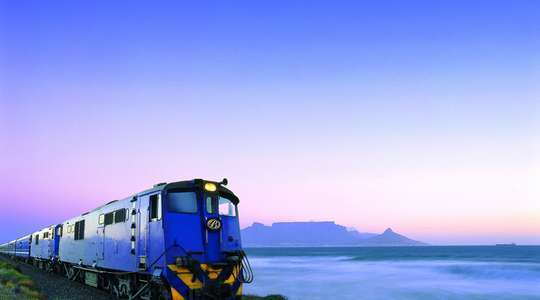 Blue Train & Big Five Safari – Suggested itinerary