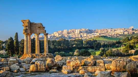 Highlights of Sicily
