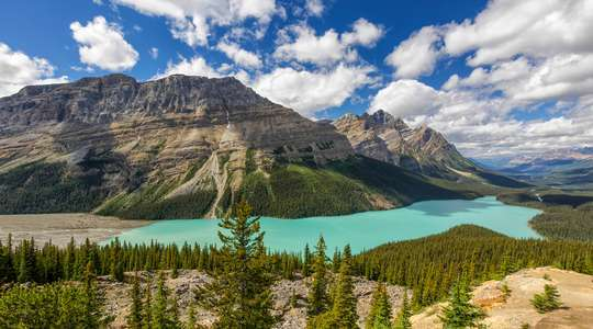 Canadian Rockies and Pacific Coast with Insight Vacations