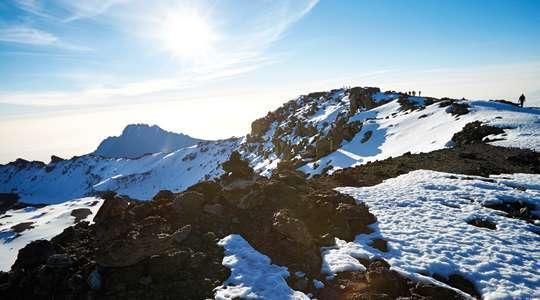 Kilimanjaro Climb - Rongai Route