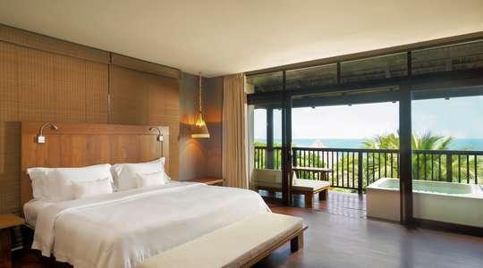 Ocean View Jacuzzi Deluxe Room