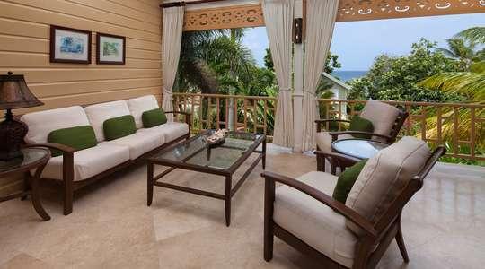 Three Bedroom Vineyard Garden Suite