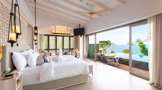 Sea View Pool Villa Romance