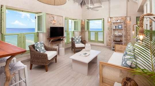 Two Bedroom Ocean Fort Suite
