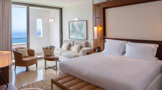 Sea View Grand Deluxe Room