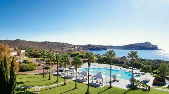 Cape Sounio Grecotel Exclusive Resort