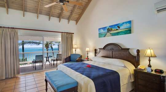Exclusive Kuoni Spa Beachfront Room