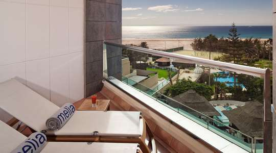 Standard Double Sea View Balcony