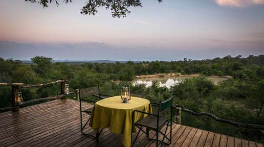 Garonga Safari Camp, Makalali Private Game Reserve