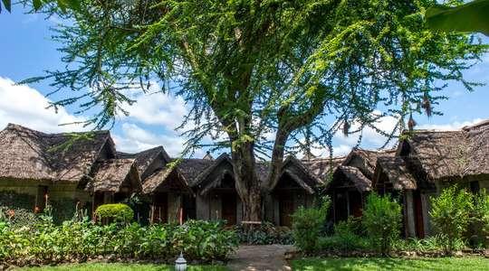 Lake Duluti Serena Hotel, Arusha