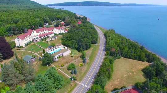 Digby Pines Golf Resort & Spa, Nova Scotia