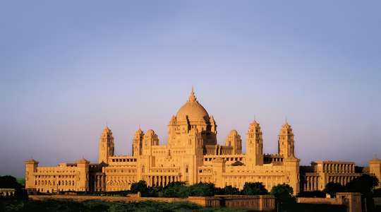 Grand Palaces of India