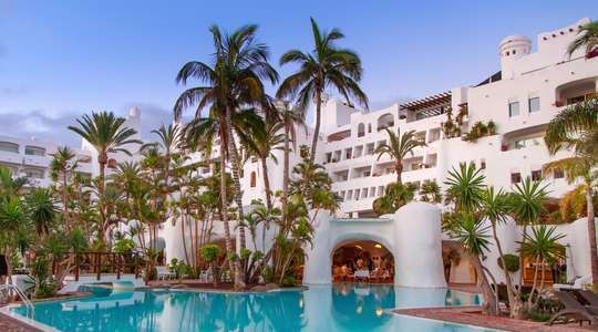 Hotel Jardin Tropical
