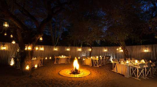 Waterside Lodge at Thornybush Private Game Reserve