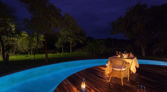 The River Lodge at Thornybush Private Game Reserve