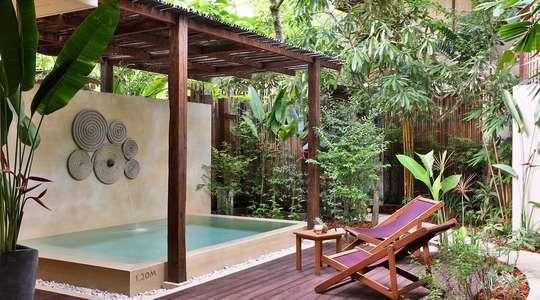 Garden Pool Suite