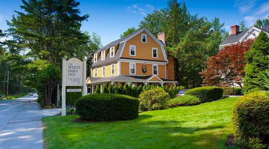 The White Barn Inn & Spa