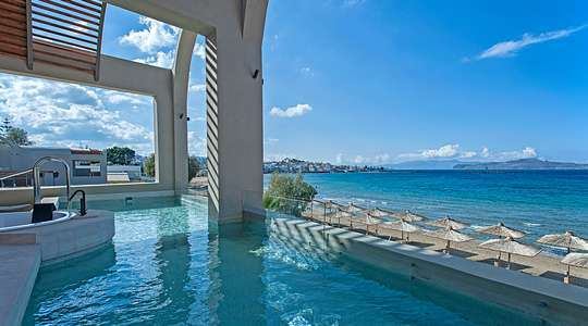Ultimate Haven Seafront with Private Pool