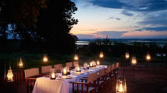 Sanctuary Chobe Chilwero, Chobe Game Reserve