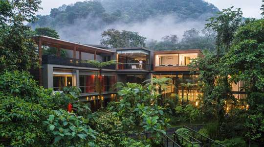 Mashpi Lodge, Mashpi Rainforest Reserve