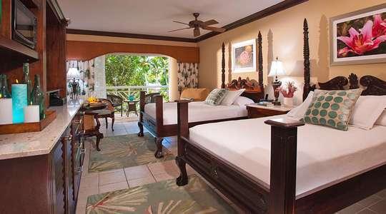 Caribbean Deluxe Room