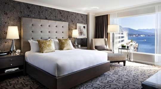 Fairmont Gold Room Harbour View