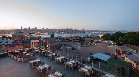 DoubleTree by Hilton Sirkeci, Istanbul