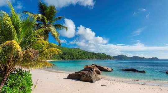 Safari & Seychelles Island Hopping