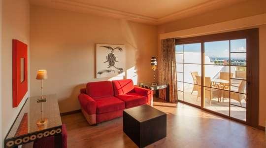 Deluxe Balcony Sea View Room