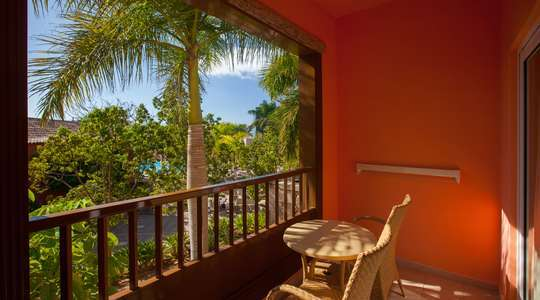 Standard Balcony Sea View Room