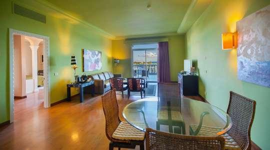 Senior Suite Standard Balcony Sea View